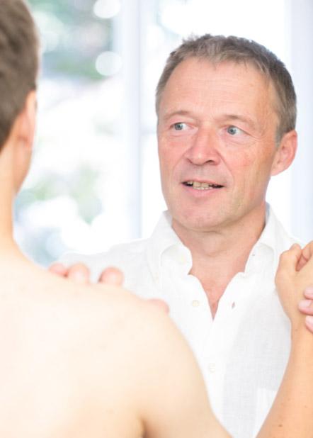 Dr. Schneiderbauer - Facharzt für Unfallchirurgie